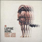 Click here for more info about 'Lupine Howl - Don't Lose Your Head'