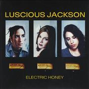 Click here for more info about 'Luscious Jackson - Electric Honey'