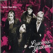 Click here for more info about 'Luscious Jackson - Under Your Skin'