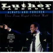 Click here for more info about 'Luther Vandross - Always And Forever'
