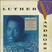 Click here for more info about 'Luther Vandross - Any Love'