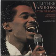 Click here for more info about 'Luther Vandross - Give Me The Reason'