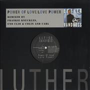 Click here for more info about 'Luther Vandross - Power Of Love / Love Power (Remixes)'