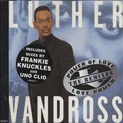 Click here for more info about 'Luther Vandross - Power Of Love'