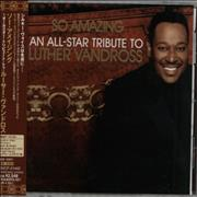 Click here for more info about 'Luther Vandross - So Amazing: All Star Tribute To Luther Vandross'