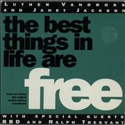 Click here for more info about 'Luther Vandross - The Best Things In Life Are Free'