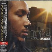 Click here for more info about 'Lyfe Jennings - Lyfe Change - Sealed'