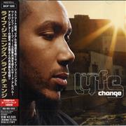 Click here for more info about 'Lyfe Jennings - Lyfe Change'