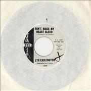 Click here for more info about 'Lyn Earlington - Don't Make My Heart Bleed'