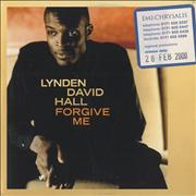 Click here for more info about 'Lynden David Hall - Forgive Me'