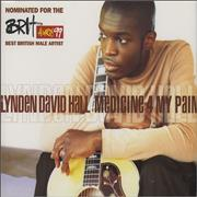 Click here for more info about 'Lynden David Hall - Medicine 4 My Pain'