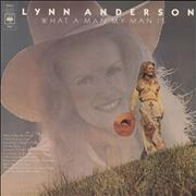Click here for more info about 'Lynn Anderson - What A Man My Man Is'