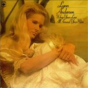 Click here for more info about 'Lynn Anderson - Wrap Your Love All Around Your Man'