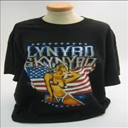 Click here for more info about 'Lynyrd Skynyrd - American Girl T-Shirt - XL'