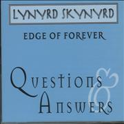 Click here for more info about 'Lynyrd Skynyrd - Edge Of Forever Q&A'