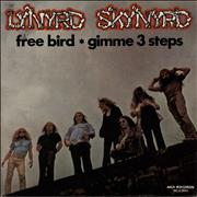 Click here for more info about 'Lynyrd Skynyrd - Free Bird + Unique Picture Sleeve'