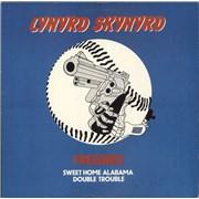 "Lynyrd Skynyrd Freebird - EX UK 12"" vinyl"