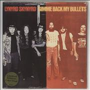 Click here for more info about 'Gimme Back My Bullets - Red & Black Vinyl - Sealed'