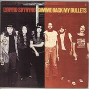 Click here for more info about 'Lynyrd Skynyrd - Gimme Back My Bullets'