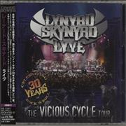 Click here for more info about 'Lynyrd Skynyrd - Live: The Vicious Cycle Tour'