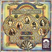 Click here for more info about 'Lynyrd Skynyrd - Second Helping - Purple Vinyl - Sealed'