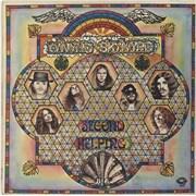 Lynyrd Skynyrd Second Helping UK vinyl LP