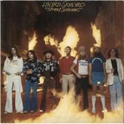 Lynyrd Skynyrd Street Survivors USA vinyl LP