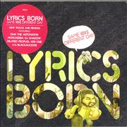 Click here for more info about 'Lyrics Born - Same !@#$ Different Day'