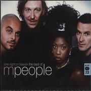 Click here for more info about 'One Night In Heaven: The Best Of M People'