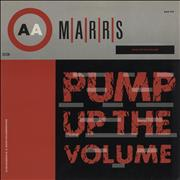 Click here for more info about 'M.A.R.R.S. - Pump Up The Volume'