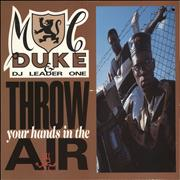 Click here for more info about 'MC Duke - Throw Your Hands In The Air'