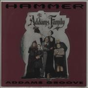 Click here for more info about 'MC Hammer - Addams Groove'