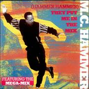 Click here for more info about 'MC Hammer - (Hammer Hammer) They Put Me In The Mix'