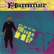 Click here for more info about 'MC Hammer - Have You Seen Her'