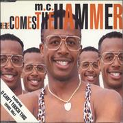 Click here for more info about 'MC Hammer - Here Comes The Hammer'