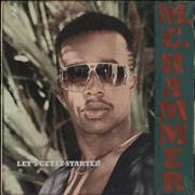 Click here for more info about 'MC Hammer - Let's Get It Started'