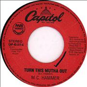 Click here for more info about 'MC Hammer - Turn This Mutha Out'