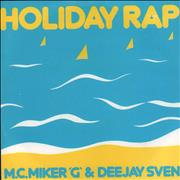 Click here for more info about 'MC Miker G & Deejay Sven - Holiday Rap'