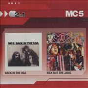 Click here for more info about 'MC5 - Back In The USA / Kick Out The Jams'