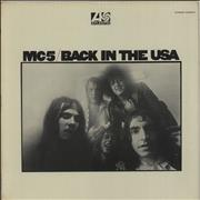 Click here for more info about 'MC5 - Back In The USA'