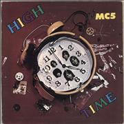 Click here for more info about 'MC5 - High Time - VG'