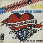 Click here for more info about 'MFSB - Love Is The Message'