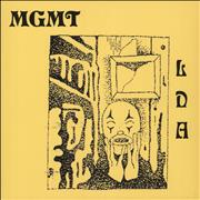Click here for more info about 'MGMT - Little Dark Age - 180gram Vinyl'