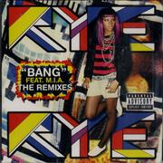 Click here for more info about 'MIA - Bang - The Remixes'