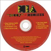 Click here for more info about 'MIA - Jimmy - Remixes'