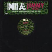 Click here for more info about 'MIA - Jimmy'