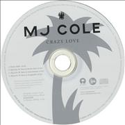 Click here for more info about 'MJ Cole - Crazy Love'