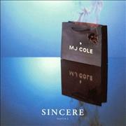 Click here for more info about 'MJ Cole - Sincere'