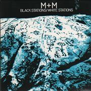 Click here for more info about 'M+M - Black Stations / White Stations'