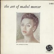 Click here for more info about 'Mabel Mercer - The Art Of Mabel Mercer'
